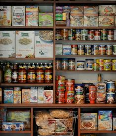 How to Organize A Pantry | On the Cheap