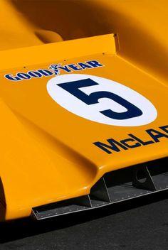 1971 McLaren M8F