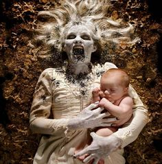 17 ภาพศิลปะความกลัว ที่จะชวนให้คุณนอนฝันร้าย - เพชรมายา