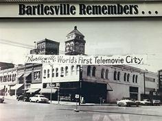 Bartlesville, The World's First Telemovie City