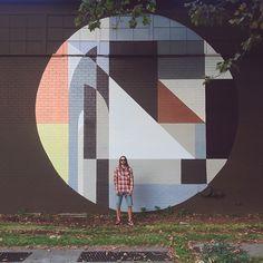 Rubin415 - Brooklyn, New York, 2014 #mural