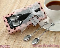 Aliexpress.com : Buy 30box Free Shipping wedding giveaways wholesale WJ022 Silver Chrome Demitasse Spoons 60pcs used as wedding favours from Reliable wedding giveaways suppliers on Your Unique Wedding Favors $92.00