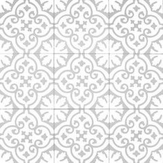 Moroccan cement tile - Sizes and how to order information can be found below Size: - 20×20cm Product details - Pattern code: 10200 - Colours: B, GTL - Product code: 20951 Made of: - Cement, marble powder sekä inorganic pigments Usage: - Floor tiles 16mm - Wall tiles 12mm Manufactured - Morocco Price and package details: - Minimum order 3 box/ 1.8m2 - Price per box - 15 tiles/ 0.6m2 per box