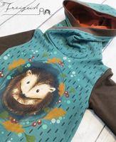 Set Igel - Gr. 98 :: Freigeist - kreatives Handwerk Baby, Free Spirit, Creative Crafts, Kids Clothes, Hedgehogs, Ghosts, Babies, Infant, Child
