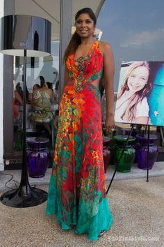 La Dolce Vita fashion show