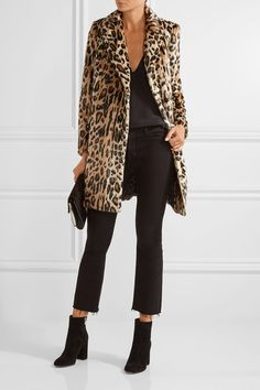 If you're looking to invest in something special for the new season, turn to NET-A-PORTER for a luxe wardrobe update. This autumn, the online retailer is fully embracing colour with striking reds, blush pinks and fun patterns (think florals, leopard prints and polka dots) taking centre stage.  Bright tones not your thing? There's still plenty of choice for monochrome devotees, with new black, textured designs from the likes of Bella Freud and Topshop Unique – perfect for a bit of an edge.
