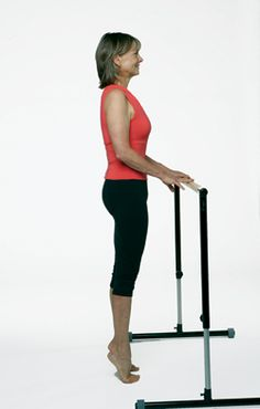 Health and fitness coach Lani Muelrath recommends this two-part energizing exercise to stretch and strengthen your calf muscles.