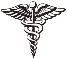 Nurse Caduceus Tattoo | medical symbol on Tumblr