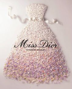 Christian Dior Miss Dior Blooming Bouquet Perfume Megan Hess, Christian Dior, Perfumes Dior, Fragrances, Dior Perfume, Miss Dior Blooming Bouquet, Dior Fashion, Club Fashion, 1950s Fashion