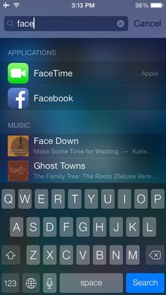 10 essential #iPhone iOS 7 tips and tricks:  Search for anything on your phone