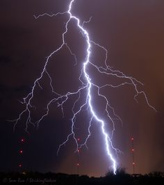 """crazy lightning pictures   ... Photography >> My """"A"""" List of Lightning Images > More Crazy Lightning"""