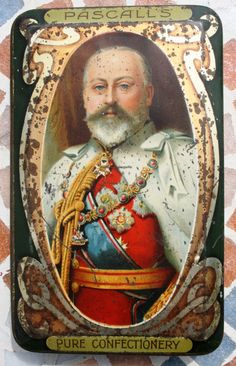 Gorgeous Pascall's Pure Confectionery Edward VII by Tinternet