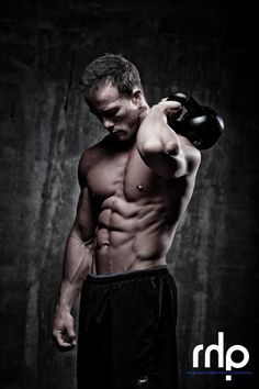 Kettle bells work....excellent shape