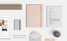 Lite Luxe - Smack Bang Designs Portfolio - The Loop