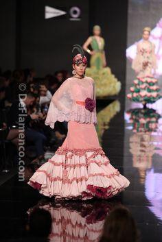 Fotografías Moda Flamenca - Simof 2014 - Antonio Gutierrez - Noveles - Foto 05