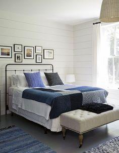 1000 ideeën over Blauwe Slaapkamers op Pinterest - Blauwe Slaapkamer ...