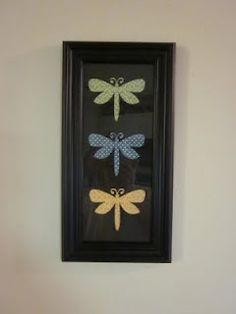Gypsy Wanderings Dragonfly decoration