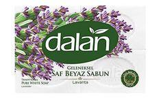 Dalan Lavender Soap with d'Olive Creme 4 bars 700 gr - 25 Ounce Beauty Soap, Lavender Soap, Bar, Amazon, Amazons, Riding Habit