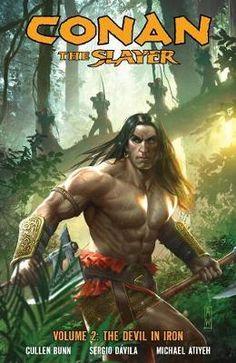 Download Ebook Conan The Slayer Volume 2 : The Devil in Iron EPUB PDF PRC