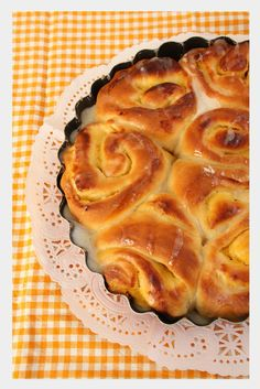 Homemade Sweets, Lemon Curd, Other Recipes, Yummy Yummy, Rolls, Pie, Desserts, Food, Projects