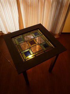 テーブル - ステンドグラス-NEW TRAD Glass Art-
