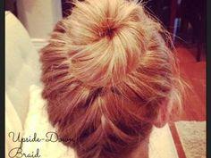 Five Summer Up-Do's {Hair Style Tutorials}