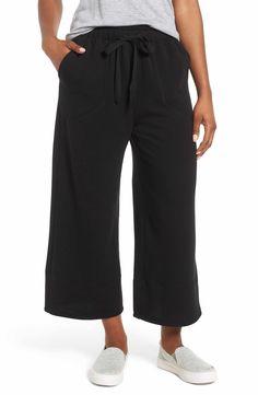 Main Image - Caslon® Off-Duty Easy Drawstring Pants