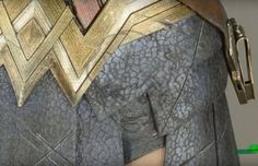 A Detailed Look At Gal Gadot's Wonder Woman Costume [Video]