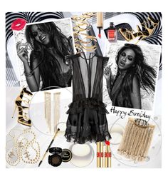 """""""Happy Birthday, Beyonce!"""" by drn57 ❤ liked on Polyvore featuring Lana, Chanel, Giorgio Armani, Giuseppe Zanotti, Isabel Marant, Yves Saint Laurent and happybirthdaybeyonce"""