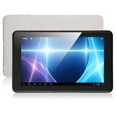 cTab M7: 7 Capacitive Touch Screen Android 4.1.2 Jelly Bean Tablet, 1.2GHz CPU ATM7029 Quad-Core, Dual Camera, 1G RAM + 8G ROMROM