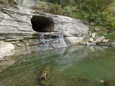 Just west of Nashville – Narrows of the Harpeth and Hidden Lake. Historic water tunnel.
