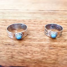 Turquoise Navajo hand carved ring   Indie and Harper