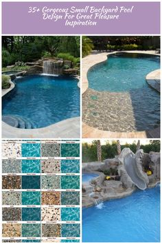 pool Ideas Gorgeous Small Backyard Pool Design For Great Pleasure Inspiration