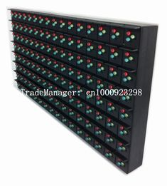 P16 Outdoor DIP Full Color Led Panel Display Module Static - 256*128mm - high quality