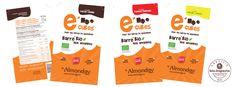 Packaging produits Almondgy