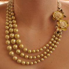 upcycled vintage jewelry | upcycled vintage jewelry