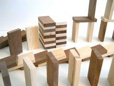 Wooden Toy Building Blocks