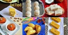 24 easy,simple Indian sweets recipes for diwali for beginners