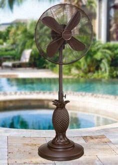 Islander Outdoor Fan by Deco Breeze
