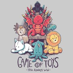 GOT Game of Toys