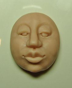 How To Make A Face Out Of Clay - 19 steps (with images)