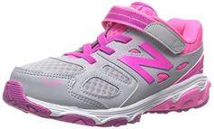 New Balance KT690V1 Youth Trail Running Shoe (Little Kid/Big Kid), Blue/Orange, 30 M EU