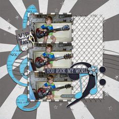 Musically Inclined Templates by Scrapping with Liz http://the-lilypad.com/store/Musically-Inclined-Digital-Scrapbook-Templates.html You Rock by Kristin Aagard http://the-lilypad.com/store/digital-scrapbooking-kit-you-rock.html