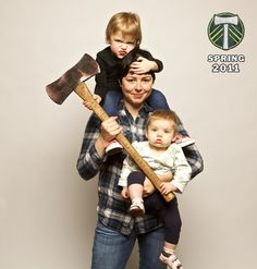 We are the Timbers.