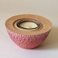 Ash Tea-light holder