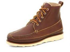 Men's Berwick USA x Mark McNairy Boot Mink Lined #eastlandshoe