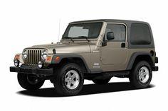 Awesome Jeep 2006 Wrangler