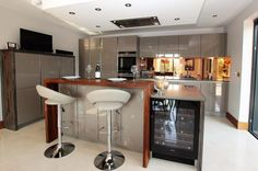 A new kitchen in time for Christmas