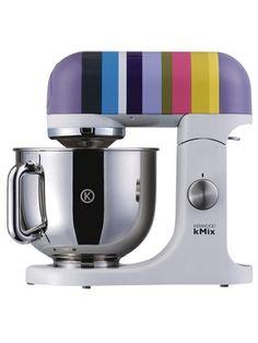 Kenwood kMix 500 Watts Kitchen Machine Stand Mixer in Firecracker Kenwood Mixer, Robot Kenwood, Kenwood Cooking, Kitchen Items, Kitchen Tools, Kitchen Gadgets, New Kitchen, Kitchen Appliances, Smart Kitchen