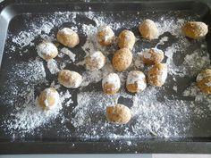 Gnocchi di pane allo zafferano con pancetta e stracchino